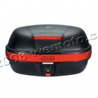 Givi Monokey E460 Top Case/Pannier Black