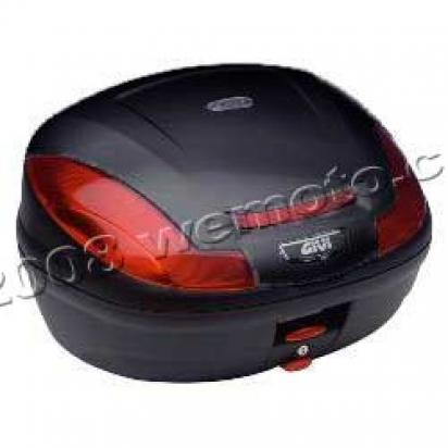Givi MonoLock E470N 47 Litre Top Case Black