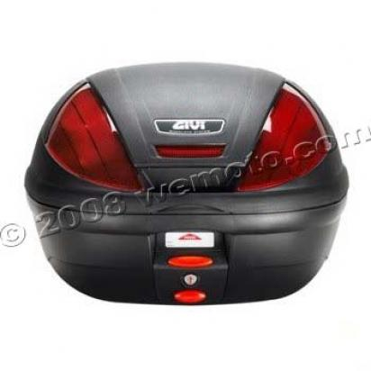 Givi Monolock E370 Top Case Black