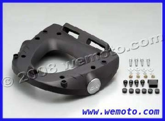 Picture of Monorack Top Plate M5M in Nylon with fitting Kit for Monolock Top Cases
