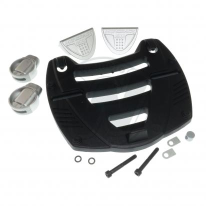Picture of GIVI Monorack Top Plate M3 in Nylon with fitting Kit for Monokey Top Cases