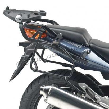 Picture of Specific Honda CBF500/600/1000 Tubular Side Case Holders