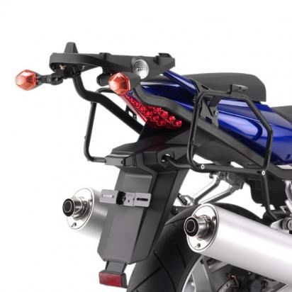 Picture of Complete GIVI Monokey Rack Kit Suzuki SV650 / SV650 S (03 - 08) and SV1000 / SV1000 S (03 - 08)