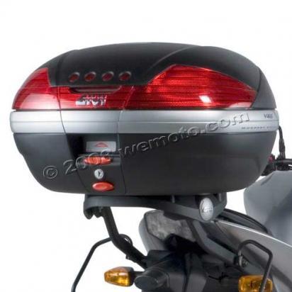 Picture of Complete GIVI Monokey Rack Kit Kawasaki Z750 (2007) / Z1000 (2007)