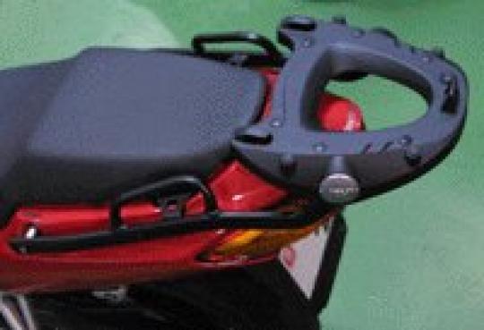 Honda Vfr 800 Fi-1 01 Givi Luggage - Monorack Kit With Monokey Plate Parts At Wemoto