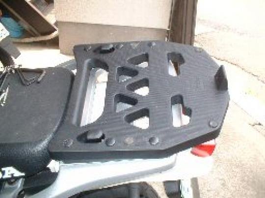 Picture of Specific Monokey Rear Plate Honda XRV750 Africa Twin 1993 - 2002