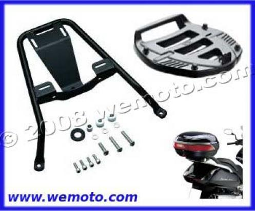 Picture of Specific Monolock Luggage Carrier Honda FJS400/600 Silverwing (01 - 06) with M5M Plate