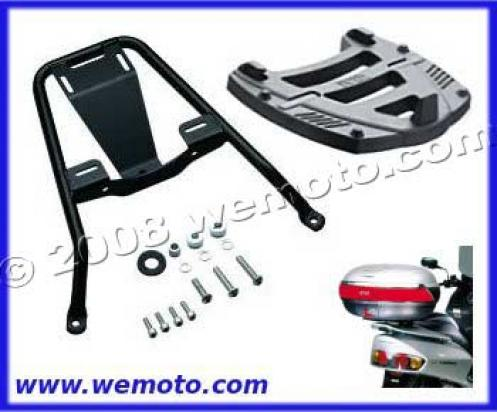 Picture of Specific Monokey Luggage Carrier Honda Jazz 250 (01 - 04) with M5 Monokey Plate