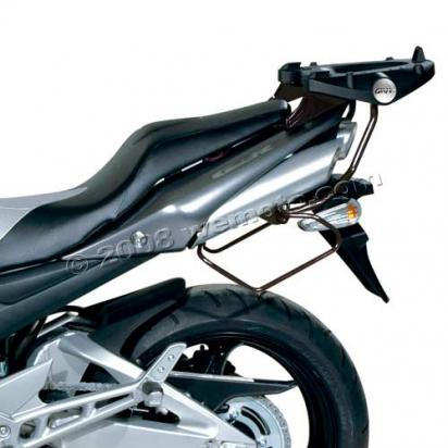 Picture of Specific Suzuki GSR600 (06 - 07) Luggage Carrier for Monokey Cases