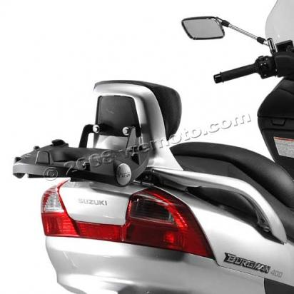Picture of Specific Suzuki AN400 Burgman K3 to K6 (03 - 06) Luggage Carrier for Monolock or Monokey Cases