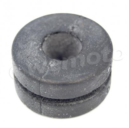 Picture of Grommet OD 20mm x ID 9mm x Width 10mm (Rubber)