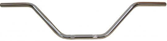 Picture of Handlebar 22mm (7/8 Inch) Chrome 6.00 Inch Rise - 850mm Wide