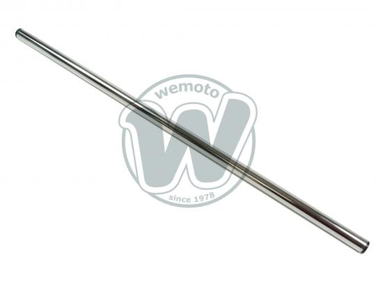 Picture of Handlebar 22mm (7/8 Inch) Chrome Straight Drag - 760mm Wide