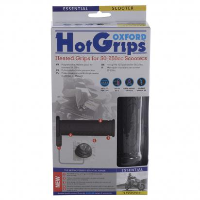 Picture of Oxford HotGrips - Scooter  50-250cc
