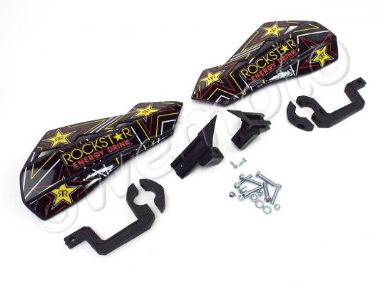 Picture of Quad Hand Guards - Rockstar