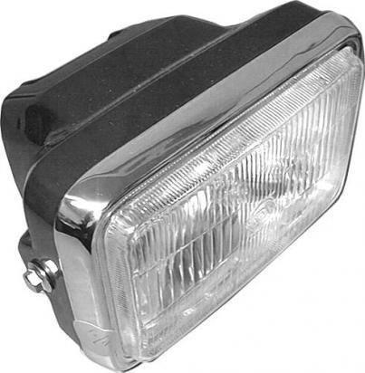 Picture of Headlight Complete Rectangle as Honda CB125TD