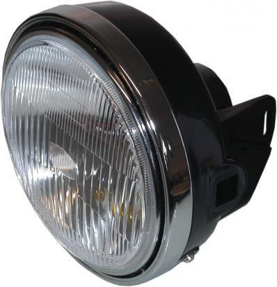Picture of Headlight Complete Round as Yamaha RD250LC  RD350LC