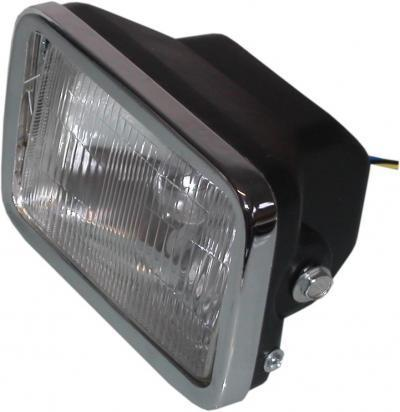Picture of Headlight Complete Rectangle as Suzuki GS125