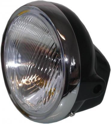 Picture of Headlight Complete Universal Round 7 inch