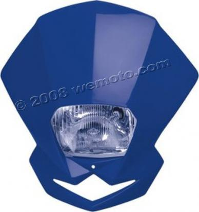 Picture of Headlight Trail Polisport EMX Trail Style Blue