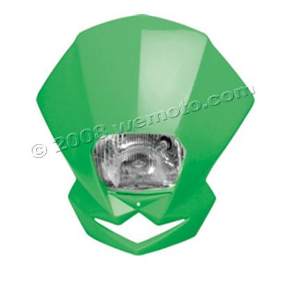 Picture of Headlight Trail Polisport EMX Trail Style  Green