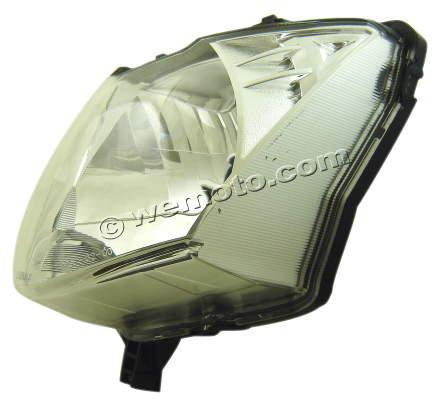 Picture of Headlight Complete Honda CBF125 09