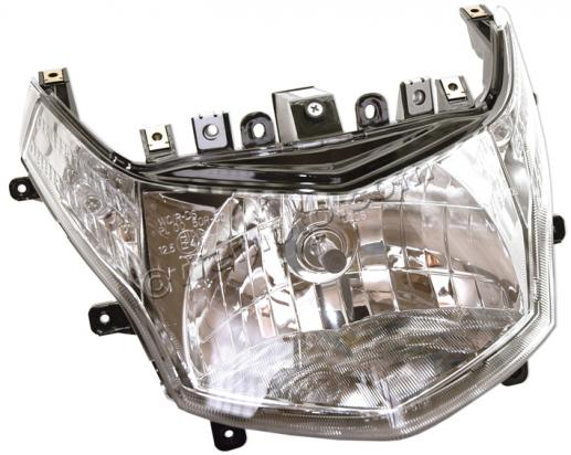 Picture of Headlight Kymco Dink 125/200i 06-, Dink Yager GT 125/200i 06-