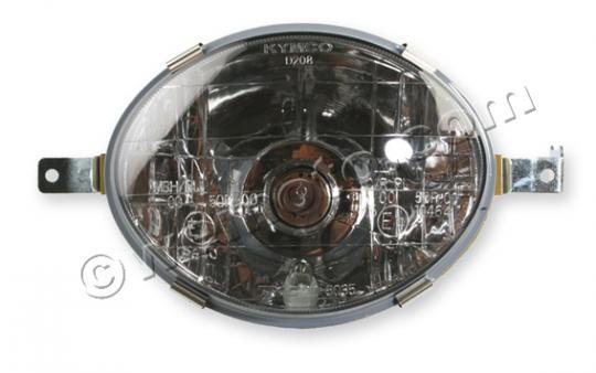 Picture of Headlight Kymco MXER 50/125/150 02-04, People 50 99-04