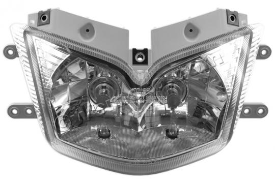 Picture of Headlight Kymco People S 50 4T 06-