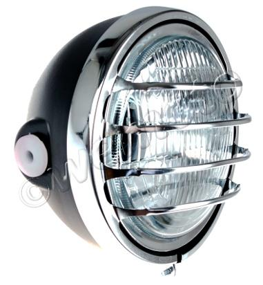 Picture of Headlight Complete Yamaha XT500