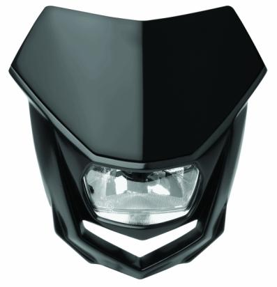 Picture of Headlight Trail Polisport Halo Style - Black