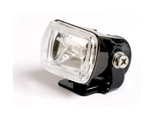 Picture of Fog Light Micro Square Black E-mark