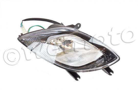 Picture of Headlight Kymco MXU 50/150/250/300 05-07, MXU SR 50 06-07 - Right