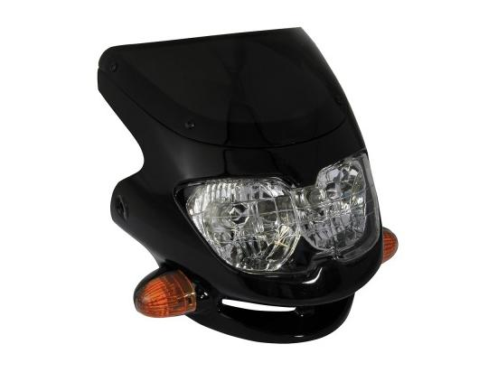 Picture of Dash Universal Sports Fairing Headlight - Black
