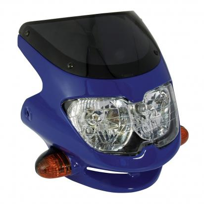 Picture of Dash Universal Sports Fairing Headlight - Blue