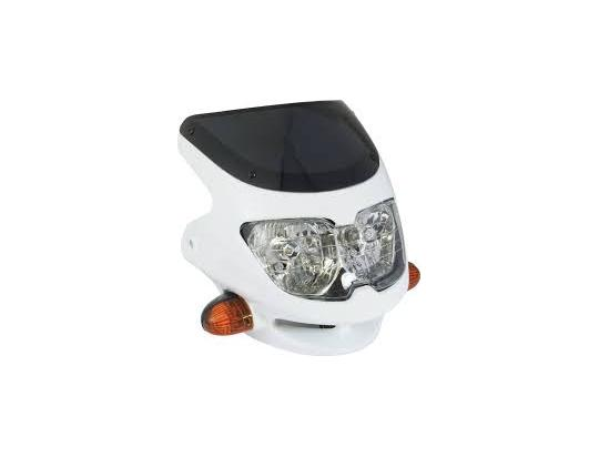 Picture of Dash Universal Sports Fairing Headlight - White