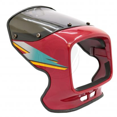 Picture of Headlight Fairing - Red