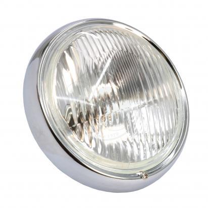 Picture of Headlight Round Honda C50 C70 C90