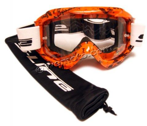 Picture of Goggles S-Line Off Road Orange/Black