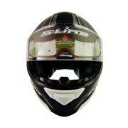 Black S-Line Full Face Helmet