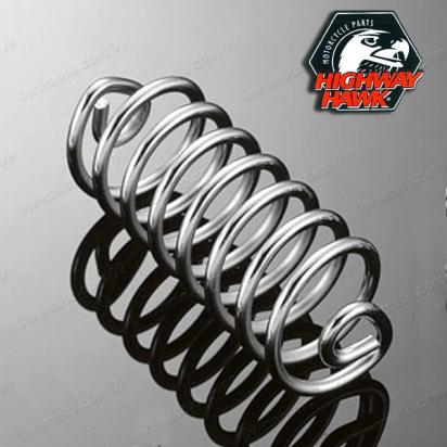 Picture of Seat Springs Chrome 3inch for Solo Bobber Type Seat 1unit