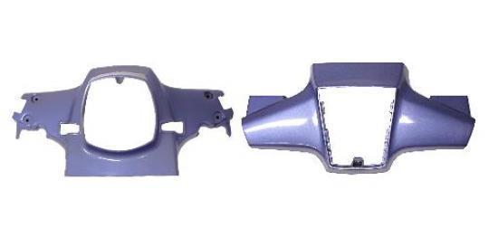 Picture of Handlebar Covers Pair Blue