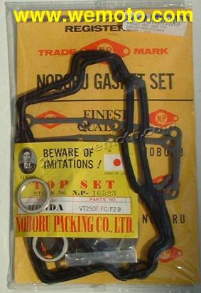 Picture of Honda VT 250 FD MC08 83-87 Gasket Set - Top End