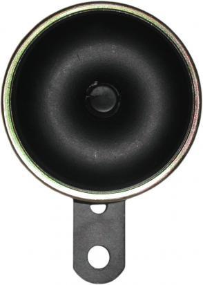 Picture of Horn 6 Volt Black - 85mm Diameter