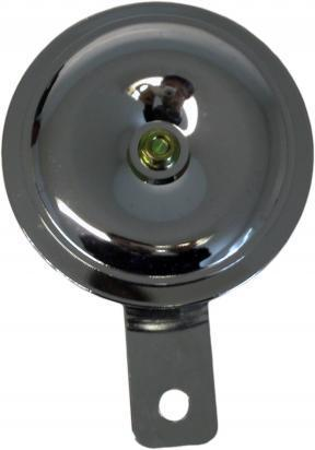 Picture of Horn 6 Volt Chrome - 90mm Diameter