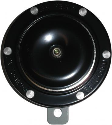 Picture of Horn 12 Volt Black - 90mm Diameter