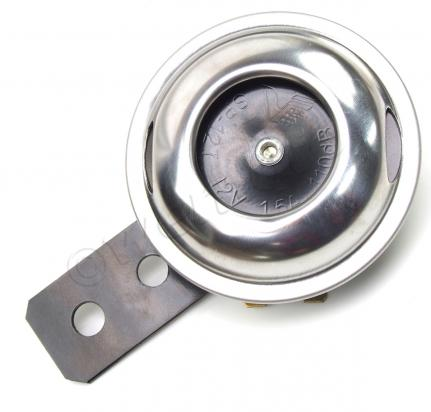 Picture of Suzuki UK 110 L5 Address 15 Horn - Universal 70mm Diameter - Chrome