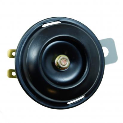 Picture of Horn 12 Volt Black - 75mm Diameter