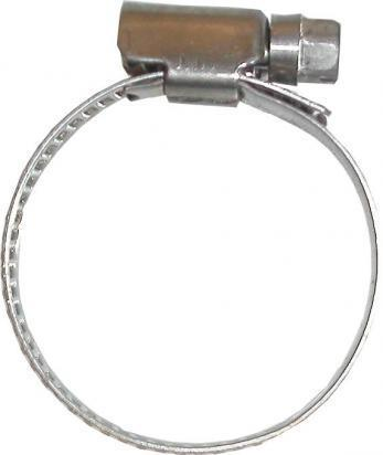 Picture of Stainless Steel Superior Worm Drive Hose Clips 25mm to 40mm