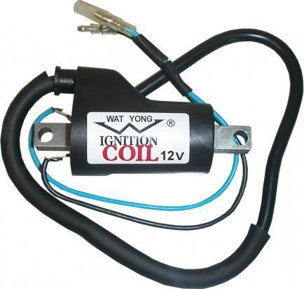 Picture of Ignition Coil 12v DC 2 Wires (90mm)